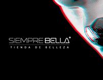 Siempre Bella (Branding y Manual de Identidad)