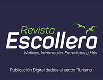 Revista Digital Escollera (Diseño de Logotipo)