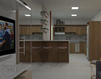 Projeto Integração - Interiores