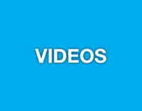 Videos, stop motion, moda