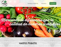 Diseño pagina web: Hojas del Pilar 2015