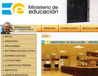 Minist. Educación Prov. San Juan