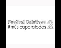 Festival Coletivo música para todos 2