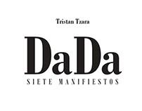 Siete manifiestos dada por Tristan Tzara | LIBRO