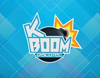 K-BOOM Discotec / Brand