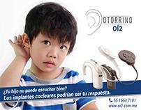 Otorrino Oi2 Facebook AD - México