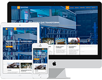WebSite ASM Industrial