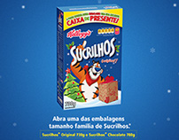 Sucrilhos - Caixa de Natal