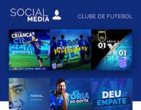 Social Media Clube de Futebol