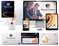 Bisolutions - Brand Identity