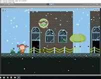 Pamelita - Pixel Art Platform Game