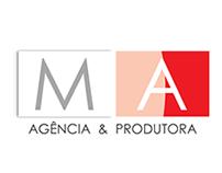Criação de logotipo para Produtora Motion Art