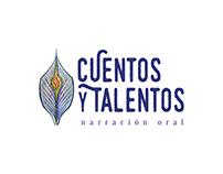 Identidad Gráfica - Compañía Cuentos y Talentos