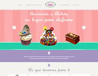 Pagina Web - Chelloty Cupcakes