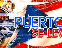 """""""Puerto Rico Se Levanta"""" Bebos Auto Collision (Banner)"""
