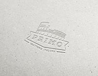 Branding Primo Trattoria Italiana