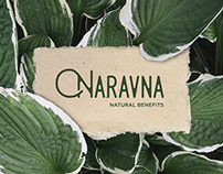 NARAVNA - Branding & Packaging