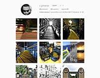 Gestão de mídias sociais - Instagram
