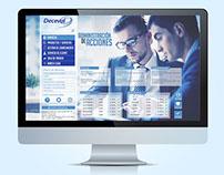 Propuesta diseño sitio web