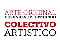 90 AÑOS / Colectivo 1925