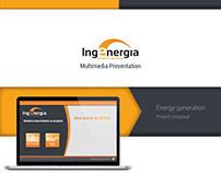 Ingenergia - Multimedia presentation