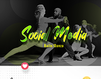 NeoDancers - Social Media