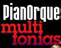PIANORQUESTRA - MULTIFONIAS