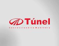 Túnel - Concessionária Mahindra