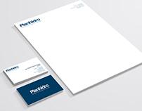 Planhidro / logo y papelería