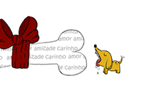 Illustration - Puppies/ Ilustração - Cachorrinhos