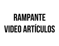 Rampante Video Artículos
