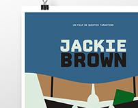 Afiche de película - Jackie Brown
