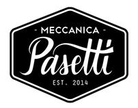 Logo - Meccanica Pasetti