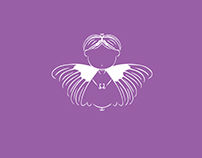 Logo-Angel therapist
