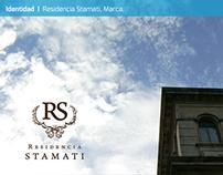 Residencia Stamati | Branding