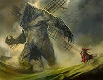 La leyenda de la Mancha