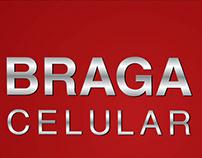 Fachada da Braga Celular