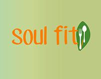 """Criação de Identidade Visual para """"Soul Fit"""""""