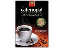 Etiqueta Empaque café