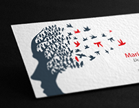 Business Card for a Psychologist