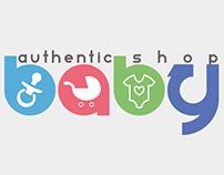 Logotipo - Authentic Shop BABY