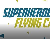 SuperHeros Flying camp