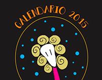Viejo Proyecto: Mi primer Calendario Ilustrado (2015)