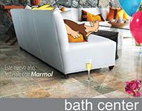 BATH CENTER, Marmol
