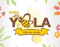 MIEL DOÑA YOLA
