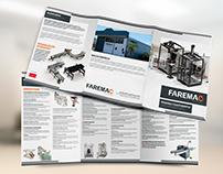 Folder Faremac Máquinas