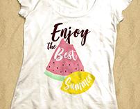 Summer Fruits Design