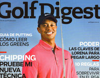 Golf Digest Magazine