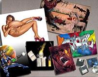 ARTE DIGITAL ( varios estilos ).
