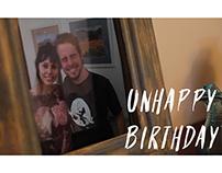 Unhappy Birthday | Curta